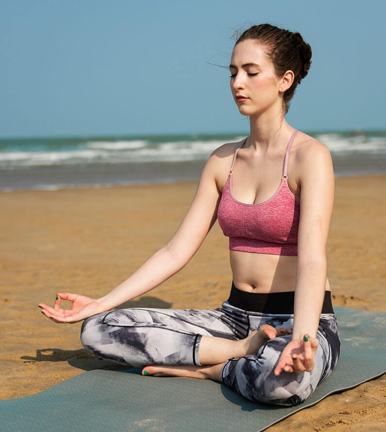 200hr, 300hr & 500hr Certified Online Yoga courses
